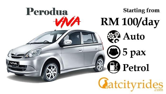 Kuching_car_rental_kereta_sewa_kuching_Catcityrides_Viva